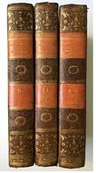 FRANCE - 5 LIvres DICTIONNAIRE HISTORIQUE ABBE FELLER - 10/11/12 Et Supplement 1 Et 2 - Dictionnaires