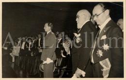 Postcard / ROYALTY / Belgique / België / Roi Leopold III / Koning Leopold III / Le Cinéma Métropole / Bruxelles / 1937 - Personnages Célèbres