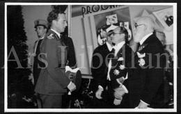 Postcard / ROYALTY / Belgique / België / Roi Leopold III / Koning Leopold III / Le Cinéma Métropole / Bruxelles / 1937 - Beroemde Personen