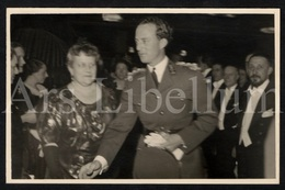 Postcard / ROYALTY / Belgique / België / Roi Leopold III / Koning Leopold III / Le Cinéma / Eldorado / Bruxelles / 1937 - Beroemde Personen