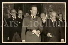 Postcard / ROYALTY / Belgique / België / Roi Leopold III / Koning Leopold III / Palais Des Beaux Arts / Bruxelles / 1937 - Personnages Célèbres