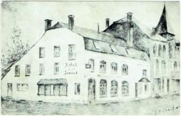 Etalle. Hôtel De La Semois. Illustrateur. - Etalle