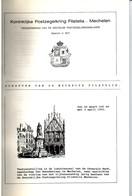 Mechelen Schaten Van De Mechelse Filatelie Et Bulletin - Philatelie Und Postgeschichte