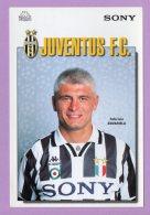 Juventus F.C. - Fabrizio Ravanelli - Riproduzioni