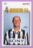 Juventus F.C. - Attilio Lombardo - Riproduzioni