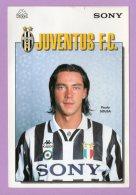 Juventus F.C. - Paulo Sousa - Riproduzioni