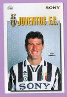 Juventus F.C. - Ciro Ferrara - Riproduzioni