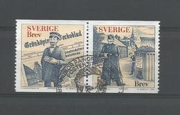 Sweden 2002 Grönköpings Veckoblad Centenary Pair Y.T. 2292/2293  (0) - Schweden