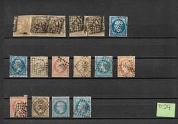 France Old Collection,type?? Used/gebruikt/oblitere(D-24) - Frankrijk