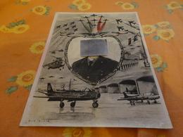 FOTO MILITARE  AERONAUTICA ANNI 40 - Aviazione