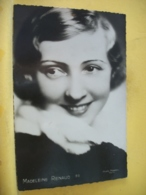 SP 2437 - CPSM PM - MADELEINE RENAUD. 1900/1994. ACTRICE FRANCAISE. PHOTO  DE MANDEL. - Schauspieler