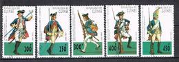 Uniformes Militaires N°1134A - DEFH - Guinea (1958-...)