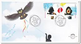 Nederland 2012, FDC 660, Children's Book Week - FDC
