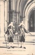 18 - CHER / Bourges - 18924 - Cathédrale - Les Suisses - Bourges