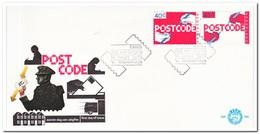 Nederland 1978, FDC 163, Postal Code - FDC