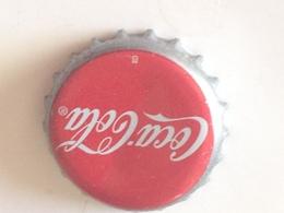 Chapa Kronkorken Cap Tappi Coca Cola. España - Chapas Y Tapas