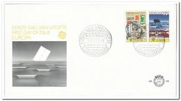 Nederland 1979, FDC 175, Europe, Cept - FDC