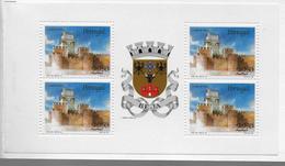 PORTUGAL  Carnet   N° 1658  * *  ( Cote 6e ) Chateaux Beja - Castles