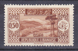 Lebanon 1930-1937 - Francobolli