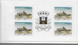 PORTUGAL  Carnet   N° 1709  * *  ( Cote 6e ) Chateaux Marvao - Castles