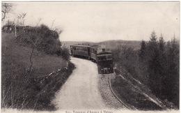 73 Tramway D'Annecy à Thônes - France