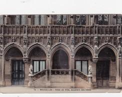 HOTEL DE VILLE  1909 - Cafés, Hôtels, Restaurants