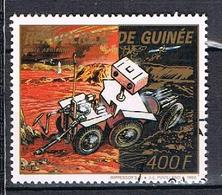 P.A. Exploration De L'espace Mars Rover N°227 - Guinea (1958-...)
