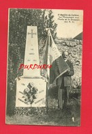 [61] Orne > ST AQUILIN DE CORBION Le Monument Aux Morts Et Le Drapeau Des A C - Autres Communes