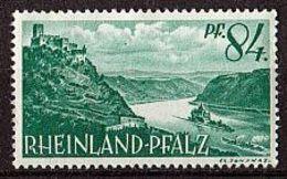 ALLIIERTE BESETZUNG FRANZÖSISCHE ZONE RHEINLAND PFALZ Mi. Nr. 14 ** (A-6-17) - Französische Zone