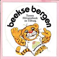 Sticker - Beekse Bergen - Tussen Hilvarenbeek En Tilburg - Stickers