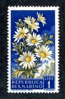 W-6968 San Marino 1957 Scott #394** Offers Accepte11 - San Marino