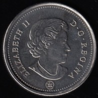 CANADA - 2018 Circulating 25¢ Coin (*) - Canada