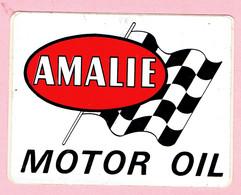 Sticker - AMALIE - MOTOR OIL - Stickers