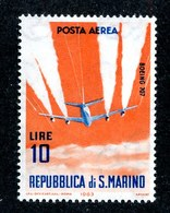 W-6970 San Marino 1963 Scott #C119** Offers Accepte11 - Airmail
