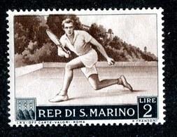 W-6975 San Marino 1953 Scott #328** Offers Welcome. - San Marino