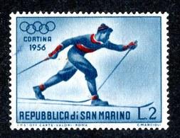 W-6976 San Marino 1955 Scott #368** Offers Welcome. - San Marino