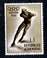 W-6978 San Marino 1955 Scott #364** Offers Welcome. - San Marino