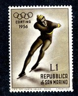 W-6979 San Marino 1955 Scott #364** Offers Welcome. - San Marino