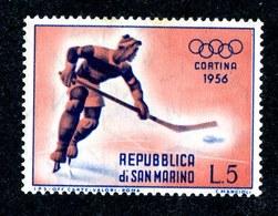 W-6981 San Marino 1955 Scott #368** Offers Welcome. - San Marino