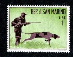 W-6982 San Marino 1962 Scott #529** Offers Welcome. - San Marino