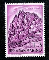W-6985 San Marino 1962 Scott #521** Offers Welcome. - San Marino