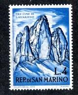 W-6986 San Marino 1962 Scott #522** Offers Welcome. - San Marino