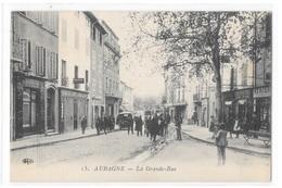 (21119-13) Aubagne - La Grande Rue - Aubagne