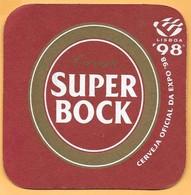 MATS / COASTER / SOUS BOCK - BEER - 0125 - Beer Mats