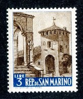 W-6990  San Marino 1957 Scott #390** Offers Welcome. - San Marino