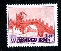 W-6992  San Marino 1966 Scott #636** Offers Welcome. - San Marino
