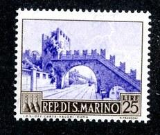 W-6993  San Marino 1955 Scott #362** Offers Welcome. - San Marino