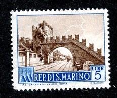 W-6994  San Marino 1955 Scott #359** Offers Welcome. - San Marino