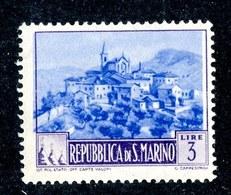 W-6995  San Marino 1957 Scott #390** Offers Welcome. - San Marino