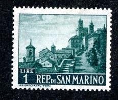 W-6996  San Marino 1961 Scott #473** Offers Welcome. - San Marino